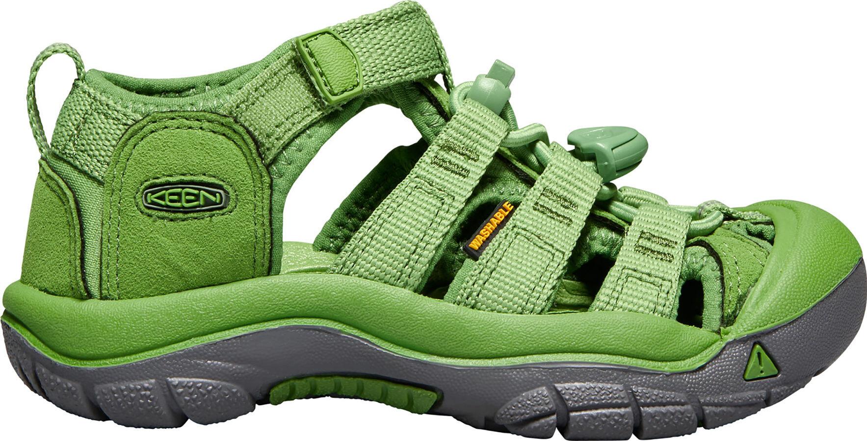 dcd5d08cda7 Keen Newport H2 Sandals Children green at Addnature.co.uk